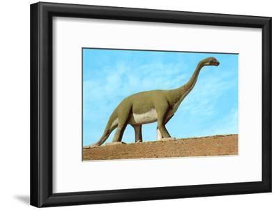 Roadside Brontosaurus