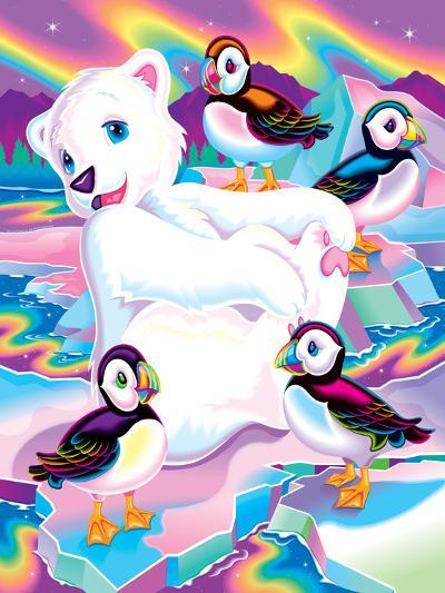 Roary '96-Lisa Frank-Art Print