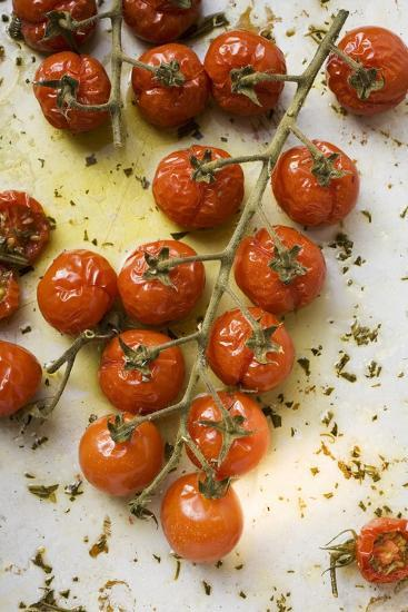 Roasted Cherry Tomatoes-Foodcollection-Photographic Print