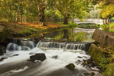 Roath Park, Cardiff, Wales, United Kingdom, Europe-Billy Stock-Photographic Print
