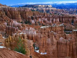Amphitheatre of Bryce Canyon National Park at Bryce Canyon by Rob Blakers