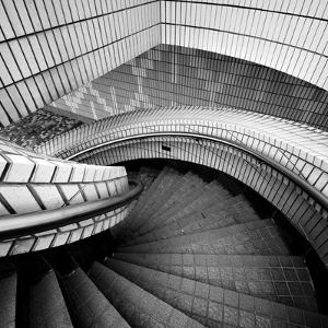 Hong Kong Staircase by Rob Cherry