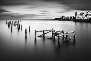 Old Pier Swanage by Rob Cherry