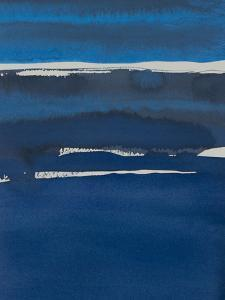 Sapphire Horizon I by Rob Delamater