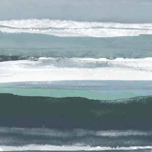 Teal Sea II by Rob Delamater