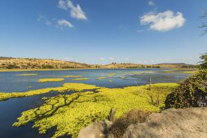 Laguna Las Playitas Lake by the Panamerican Highway Between Matagalpa and Managua by Rob Francis