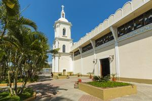 Nuestra Senora Del Rosario Cathedral Built in 1823 in This Progressive Northern Commercial City by Rob Francis
