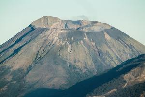 Summit of Active Volcan San Cristobal by Rob Francis