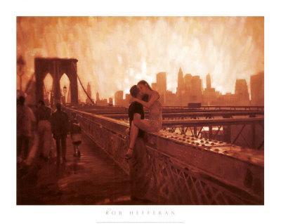 Les Amoureux de Brooklyn Bridge
