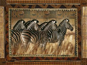 Zebras by Rob Hefferan