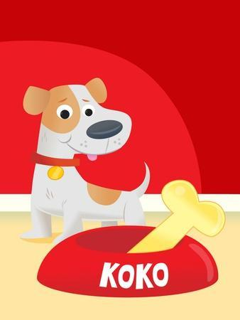 Koko's Bone - Humpty Dumpty