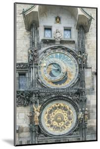 Astronomical Clock by Rob Tilley