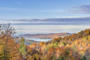 Canada, Quebec, Eastern Townships, Lake Massawippi by Rob Tilley