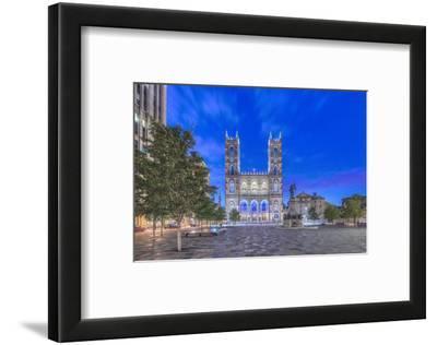 Canada, Quebec, Montreal, Notre Dame Basilica