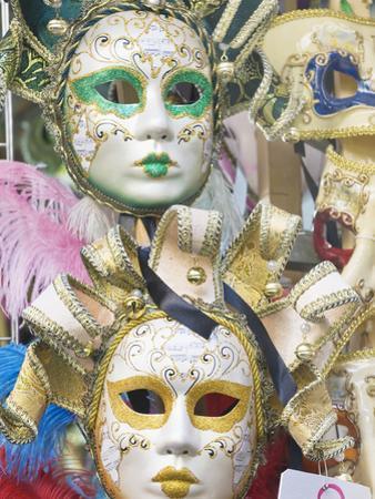Carnival Masks, Tuscany, Florence, Italy