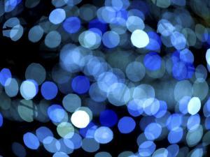 Christmas Lights, Tokyo, Japan by Rob Tilley