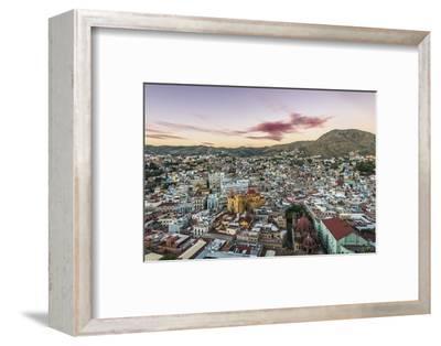 Guanajuato at Sunset