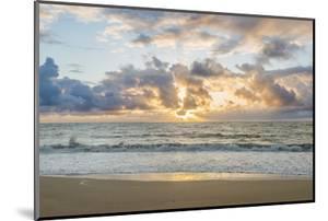 Hawaii, Kauai, Kealia Beach Sunrise by Rob Tilley