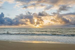 Hawaii, Kauai, Kealia Beach Sunrise by Rob Tilley