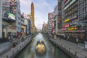 Japan, Osaka, Dohtonbori by Rob Tilley