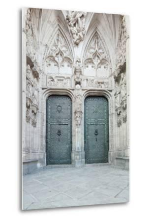 Toledo Cathedral Door, Toledo, Spain