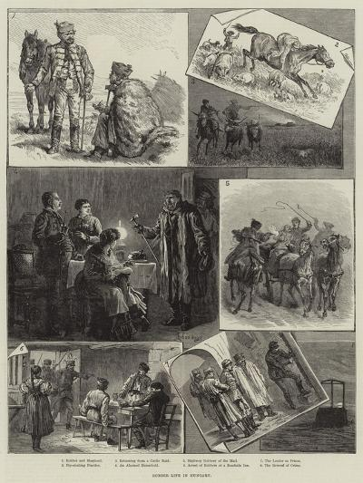 Robber Life in Hungary--Giclee Print