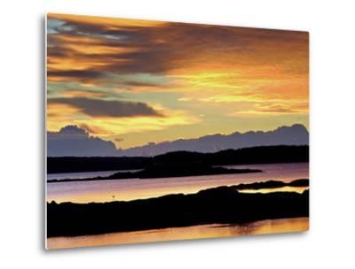 Maine Coast at Sunrise
