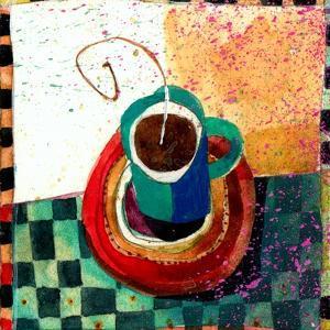 Coffee Cup by Robbin Rawlings