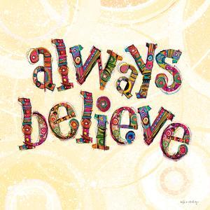 Confetti - Always Believe by Robbin Rawlings