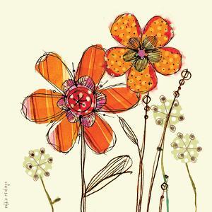 Flower Friends by Robbin Rawlings