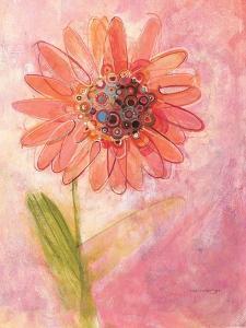 Lyrical Flower 1 by Robbin Rawlings