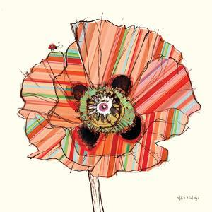 Pattern Poppy-Stripes by Robbin Rawlings