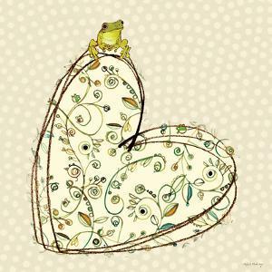 Tree Frog + Heart by Robbin Rawlings