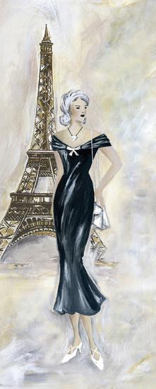 Robe De Soir-L^ Morales-Art Print