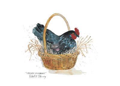 Chicken in a Basket by Robert A. Fleming