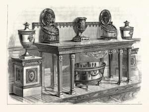 Sideboard, 1770, UK by Robert Adam