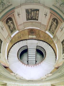The Stairwell, Built circa 1776 by Robert Adam