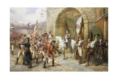 An Incident in the Peninsular War