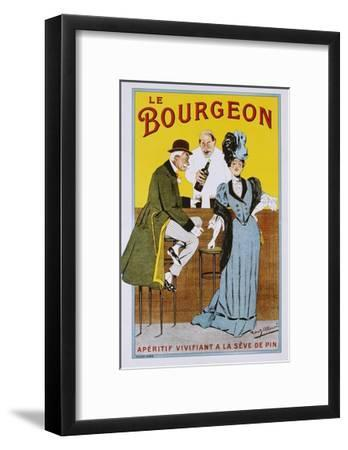 Le Bourgeon Poster