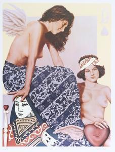 Queen of hearts by Robert Anderson