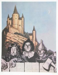 Wizard of Oz II by Robert Anderson