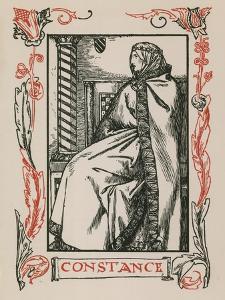 Constance, King John by Robert Anning Bell