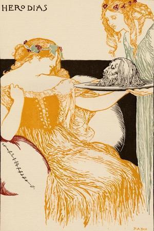 Herodias, 1896