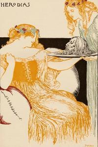 Herodias, 1896 by Robert Anning Bell