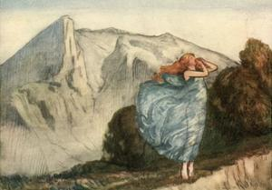 How Sweet the Answer Echo Makes by Robert Anning Bell