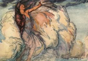 Ode to the West Wind by Robert Anning Bell