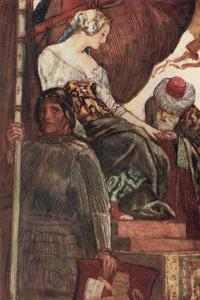 On the Extinction of the Venetian Republic by Robert Anning Bell