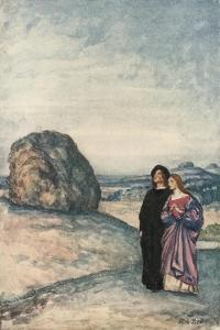 To a Skylark by Percy Bysshe Shelley by Robert Anning Bell