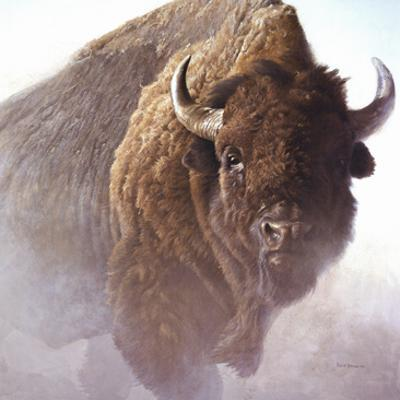 Chief by Robert Bateman