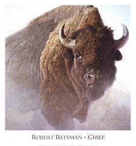 Chief by Robert Bateman